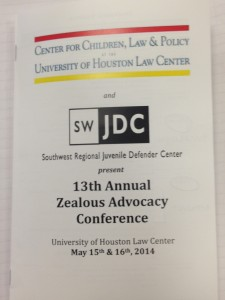 13th Annual Zealous Advocacy Conference